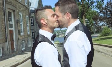 gay groom speech videos