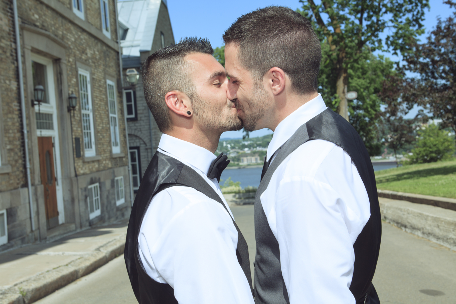 gay groom speech videos
