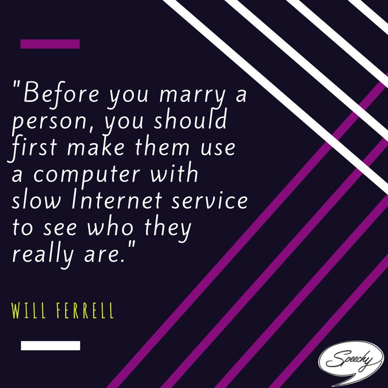 wedding speech quotes