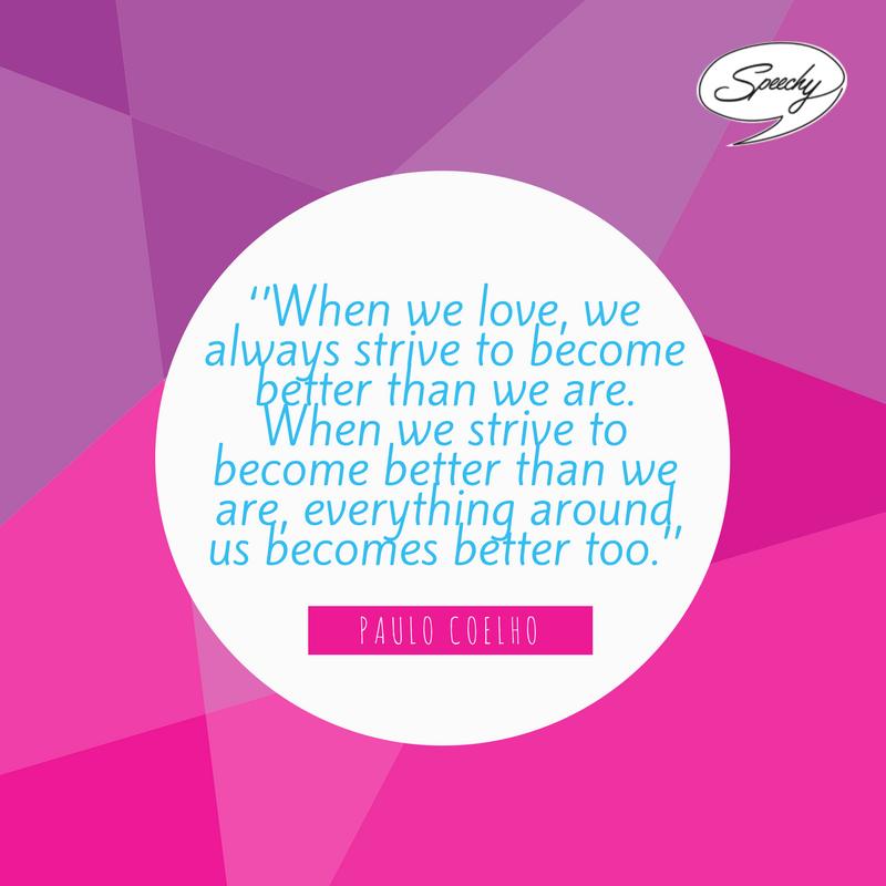 wedding speech quote