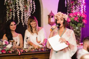 Bride speech