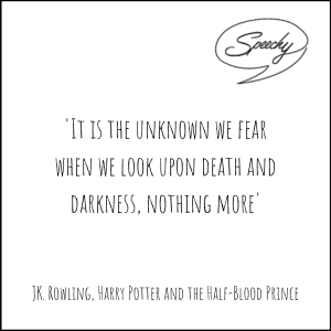 Eulogy Quote Harry Potter