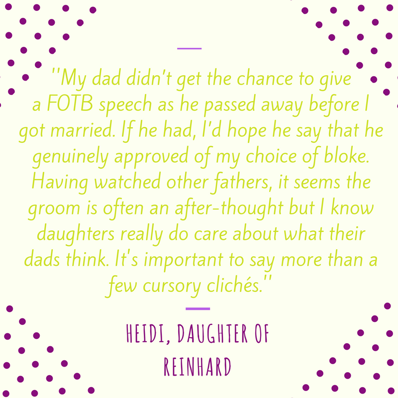 father of the bride quote 8