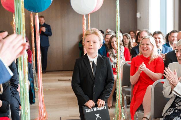wedding speech child