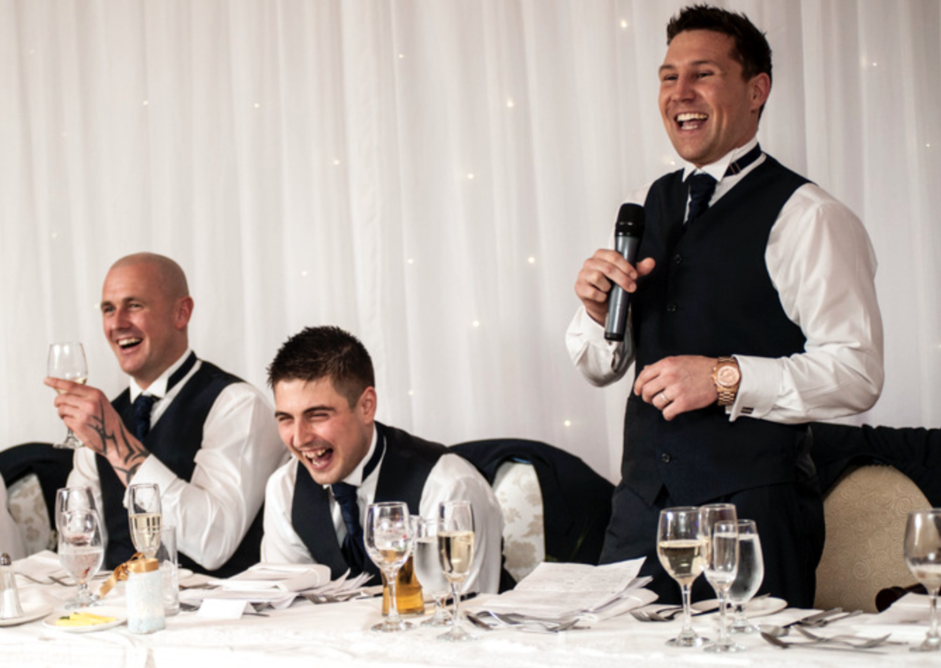Best man speech length