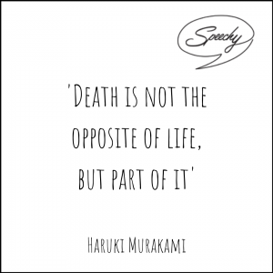 Eulogy Quote