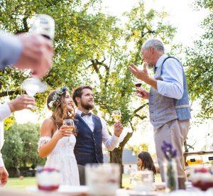 small wedding speech
